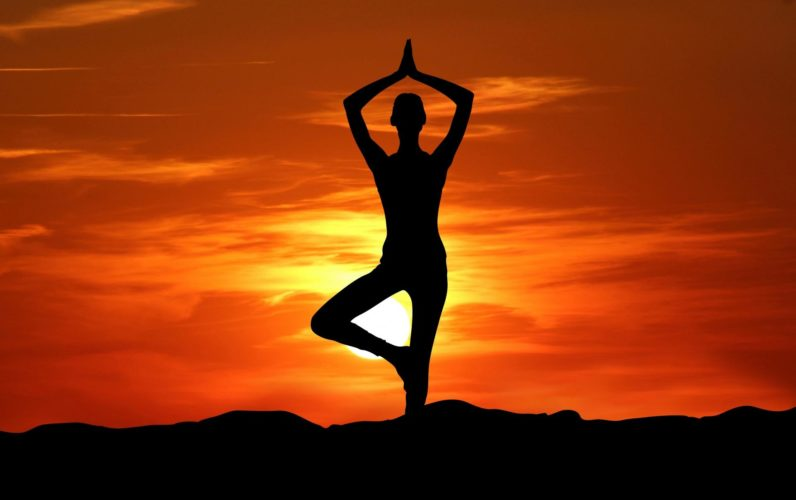Enhanced Concentration With Yoga And Meditation