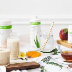 Herbalife Nutrition Advocates Healthier Habits