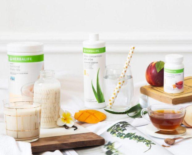 Herbalife Nutrition Advocates Healthier Habits