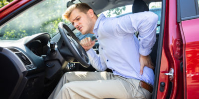 Is Your Car's Driver Seat The Source of Back Pain? Here Are 3 Tips For Relief